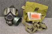 US MILITARY GAS MASK Military Memorabilia M40 SERIES